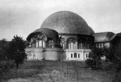 First Goetheanum